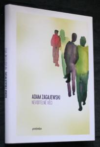náhled knihy - Neviditelné věci
