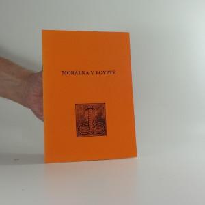 náhled knihy - Morálka v Egyptě