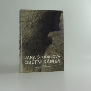 náhled knihy - Obětní kámen : romaneto