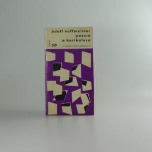 náhled knihy - Poezie a karikatura : slova z let třicátých a z nedávné minulosti