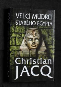 náhled knihy - Velcí mudrci starého Egypta