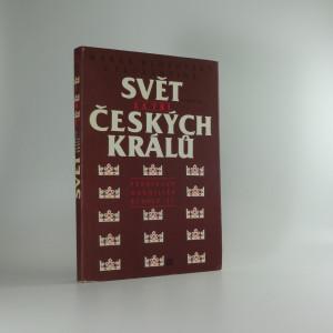 náhled knihy - Svět za tří českých králů
