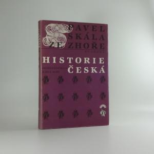 náhled knihy - Historie česká : od defenestrace k Bílé hoře