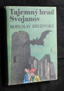 náhled knihy - Tajemný hrad Svojanov : paměti Františka Povídálka