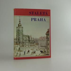 náhled knihy - Staletá Praha V : Sborník Pražského střediska státní památkové péče a ochrany přírody