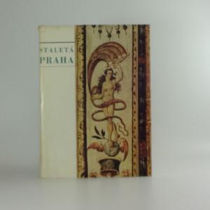 náhled knihy - Staletá Praha