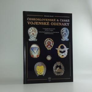 náhled knihy - Československé & české vojenské odznaky = Czechoslovak & Czech military badges = Tschechoslowakische & Tschechische Militärabzeichen