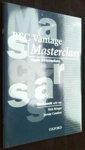 náhled knihy - Masterclass Upper Intermediate Workbook