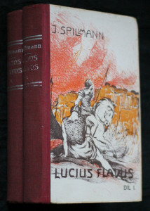 náhled knihy - Lucius Flavus : Histor. rom. z posledních dob Jerusalema