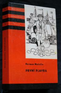 náhled knihy - První plavba