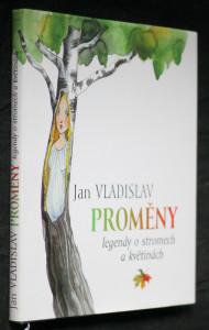 náhled knihy - Proměny : legendy o stromech a květinách
