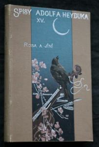 náhled knihy - Rosa a jíní : 1877-1889