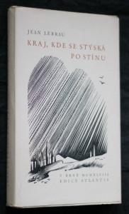 náhled knihy - Kraj, kde se stýská po stínu