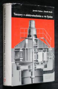 náhled knihy - Tenzory v elektrotechnice a ve fyzice