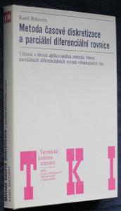 náhled knihy - Metoda časové diskretizace a praciální diferenciální rovnice