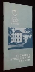 náhled knihy - Průvodce strážnickým zámkem