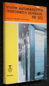 náhled knihy - Systém automatických telefonních ústředen PK 202