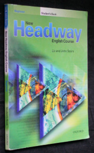 náhled knihy - New headway english course, beginner student's book
