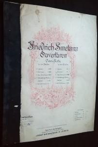 náhled knihy - Friedrich Smetana: Suverluren