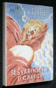 náhled knihy - Se Švabinským o grafice