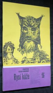 náhled knihy - Karavana č. 204 Rysí kůže