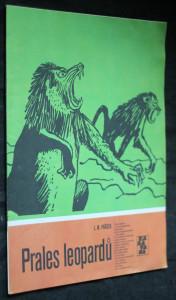náhled knihy - Karavana č. 185. Prales leopardů