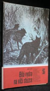 náhled knihy - Karavana č. 186. Bílá vydra na vlčí stezce