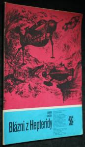 náhled knihy - Karavana č. 129. Blázni z Hepteridy