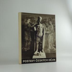 náhled knihy - Postavy českých dějin v umění výtvarném