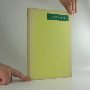 náhled knihy - Josef Čapek : výbor obrazů