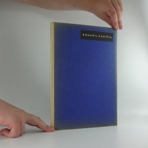 náhled knihy - Bohumil Kubišta : výbor z díla