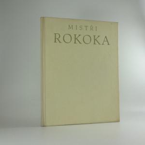 náhled knihy - Mistři rokoka