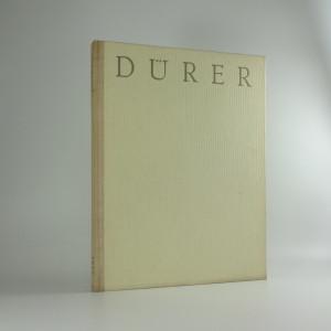 náhled knihy - Albrecht Dürer : výbor obrazů