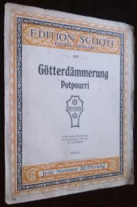 náhled knihy - Götterdämmerung Potpourri