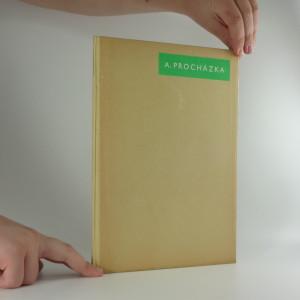 náhled knihy - Antonín Procházka : výbor obrazů