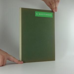 náhled knihy - Hugo Boettinger : výbor obrazů