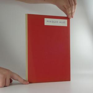 náhled knihy - Mikoláš Aleš : výbor obrazů