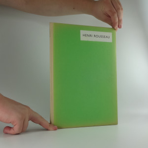 náhled knihy - Henri Rousseau