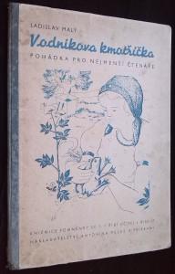 náhled knihy - Vodníkova kmotřička