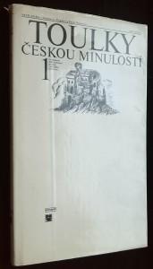 náhled knihy - Toulky českou minulostí 1. díl