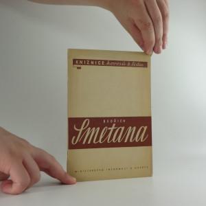 náhled knihy - Bedřich Smetana, genius české hudby