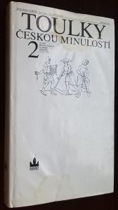 náhled knihy - Toulky českou minulostí 2. díl