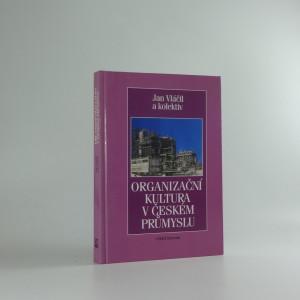 náhled knihy - Organizační kultura v českém průmyslu