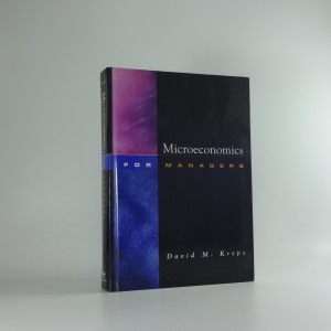 náhled knihy - Microeconomics for Managers