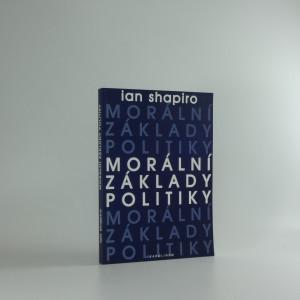 náhled knihy - Morální základy politiky