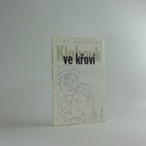 náhled knihy - Klobouk ve křoví : výbor z veršů V + W : 1927-1947