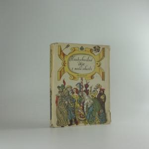 náhled knihy - Kratochvilné děje z naší vlasti