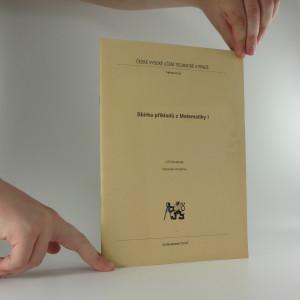 náhled knihy - Sbírka příkladů z Matematiky I
