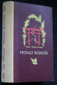 náhled knihy - Propast rozkoše : román