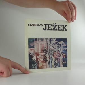 náhled knihy - Stanislav Ježek : výběr z díla 1934-1989